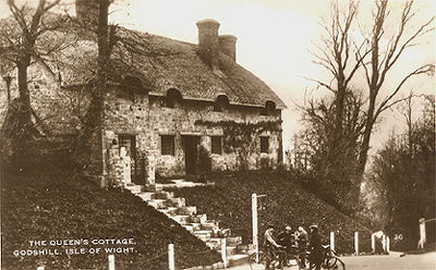 Queens Cottage, Godshill