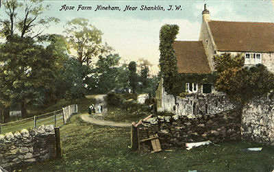 Apse Farm, Shanklin