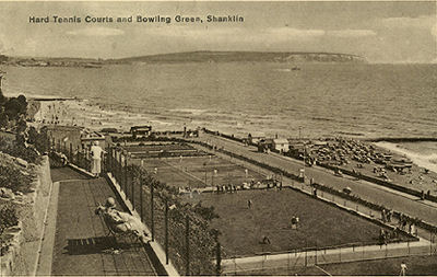 Shanklin Tennis Courts and Bowls